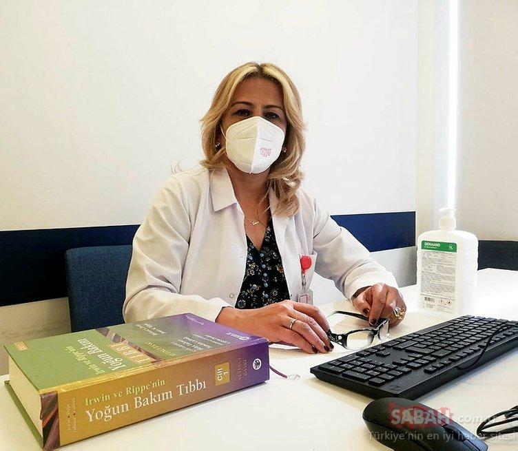 Koronavirüs hastalarından Bilim Kurulu üyesini üzen cevaplar