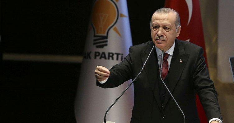 Başkan Erdoğan İstanbul'da