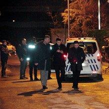 Üsküdar'da bir holdingin bahçesinde bomba bulundu