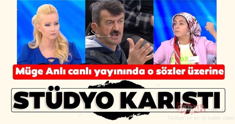 Müge Anlı'daki esrarengiz Mehmet Avcı cinayetinde son dakika gelişmesi yaşandı! O sözlerin ardından stüdyo karıştı!