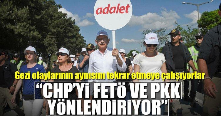 Çavuşoğlu'ndan CHP'ye sert sözler