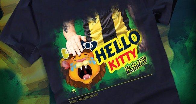 Fenerbahçe'den ses getiren derbi tişörtü!