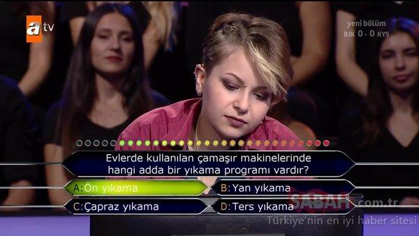 Öyle bir soruyu seyirciye sordu ki! Kim Milyoner Olmak İster 848. bölüm soru ve cevapları