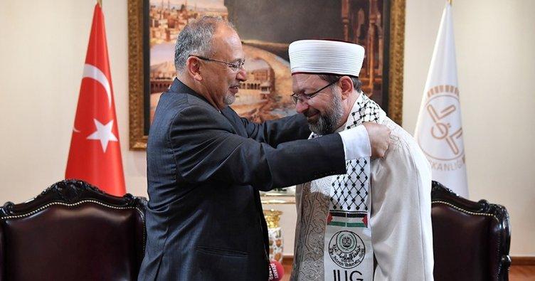 """""""Filistin, her birimizin yüreğinin bir parçasıdır"""""""