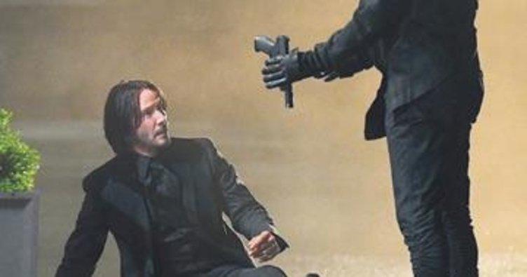 'John Wick'ın zor anları
