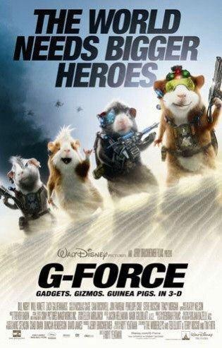 G-Force filminin fotoğrafları