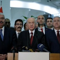 MHP Genel Başkanı Devlet Bahçeli: Tarihi bir başarıya imza attık