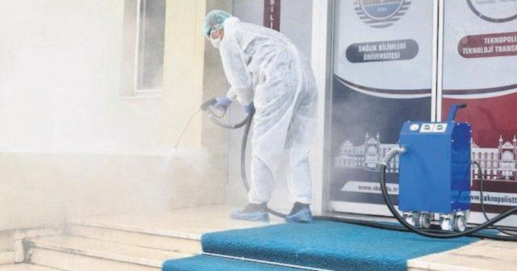 Türk firmadan virüsü anında yok eden cihaz