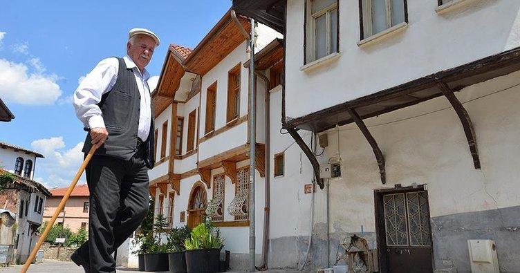 Osmaneli'nin tescilli tarihi konakları restore ediliyor