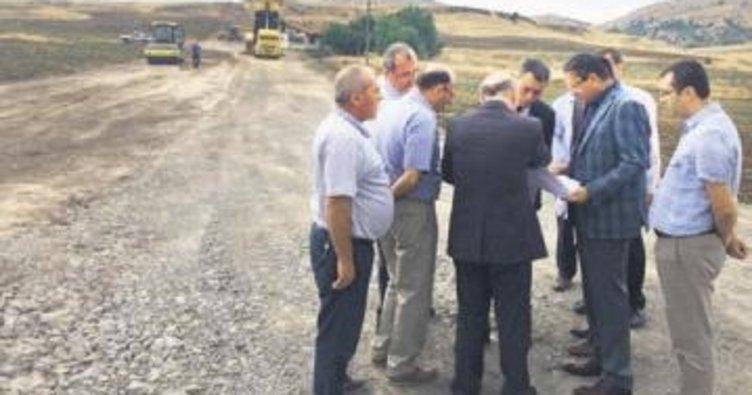Altındağ'a 400 km yeni yol yapıldı