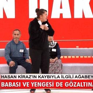 SON DAKİKA: Müge Anlı'daki Hasan Kiraz olayıyla ilgili şok gelişme: Canlı yayında iki gözaltı daha