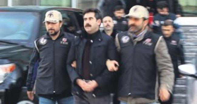 Gözaltına alınan Kaya tutuklandı