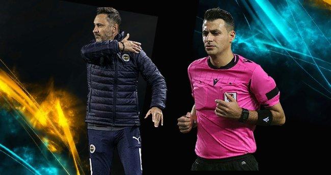 Vitor Pereira'dan hakemlere eleştiri! 'Bundan sonra hakemler de tıpkı benim gibi...'