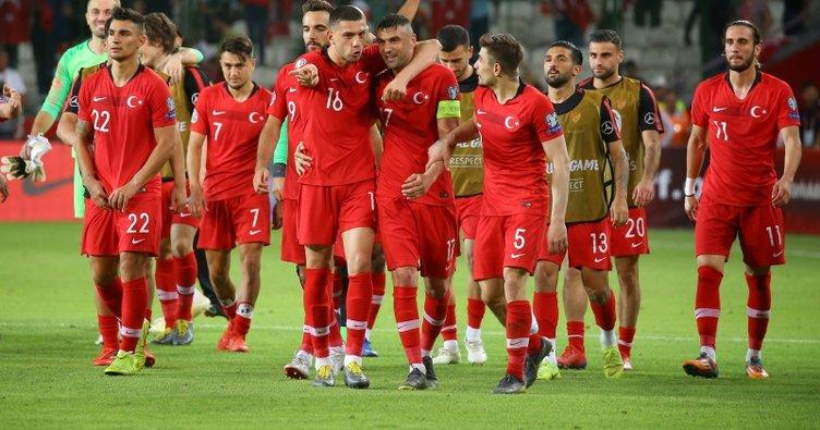 A Milli Takım'ın İzlanda ve Andorra maçları kadrosu açıklandı