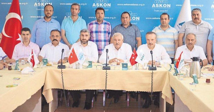 ASKON'da seçim heyecanı başladı