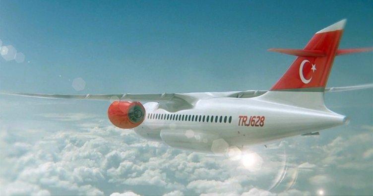 100 koltuklu yerli yolcu uçak yapılıyor!