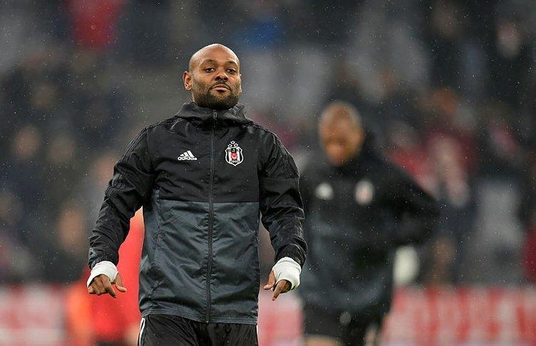 Beşiktaş'ta Vagner Love depremi!
