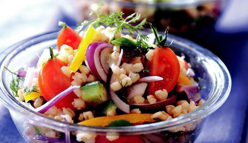Buğdaylı Salata