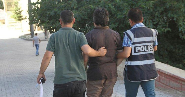Polisin yakaladığı FETÖ'cü eski uzman çavuş tutuklandı