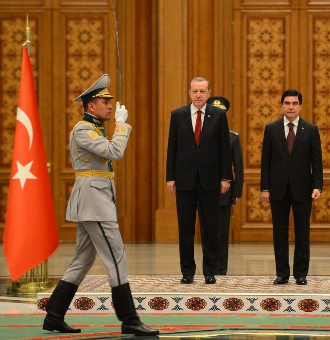 Cumhurbaşkanı Erdoğan'dan yine takdir görecek hareket