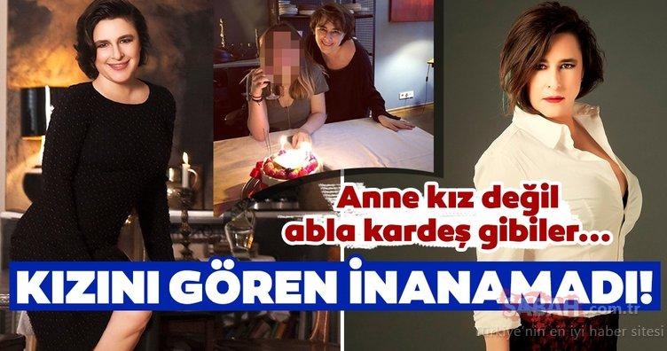 Bir Zamanlar Çukurova'nın Behice'si Esra Dermancıoğlu'nun kızı ile benzerliği hayranlarını şoke etti!