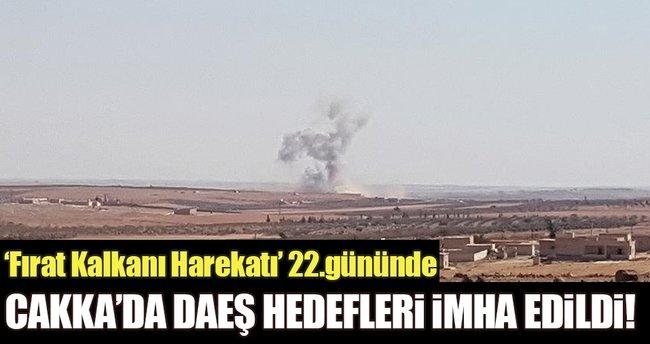 TSK'dan Fırat Kalkanı Harekâtı açıklaması