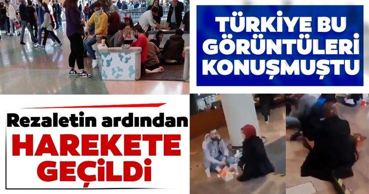 Son dakika: O görüntüler Türkiye'yi ayağa kaldırmıştı! Rezaletin ardından harekete geçildi...