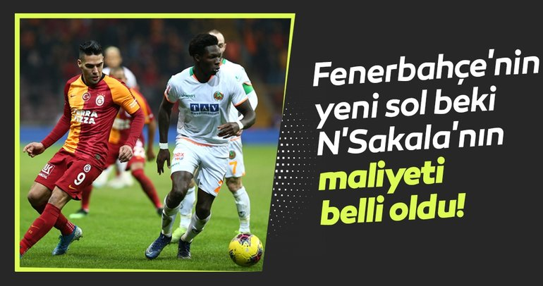 The salary of Fabrice N'Sakala from Fenerbahçe has been announced!