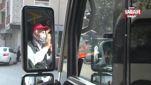 Bayrampaşa Belediye Başkanı Aydıner'den tebdili kıyafetle minibüslerde pandemi denetimi | Video