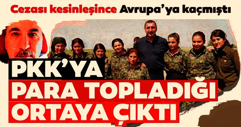 Ferhat Tunç, PKK'ya kuryelik yapmış