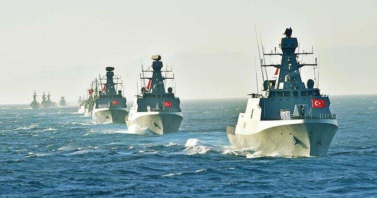 İsrail'den çarpıcı itiraf! Doğu Akdeniz'deki en güçlü donanma Türk donanması!