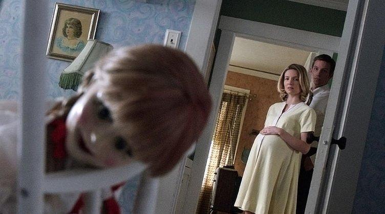 Annabelle filminden kareler