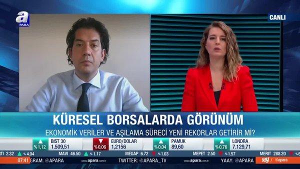 Mustafa Keskintürk: Borsa İstanbul'da 1443 üzerinde aktivite artar