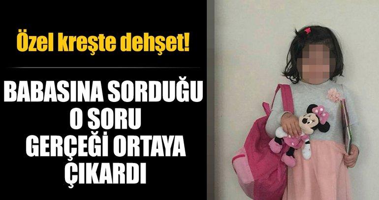 Son dakika: Büyükçekmece'de kreşte 3.5 yaşındaki kıza darp iddiası ortalığı karıştırdı