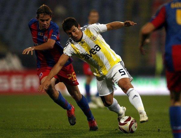 Steaua Bükreş - Fenerbahçe