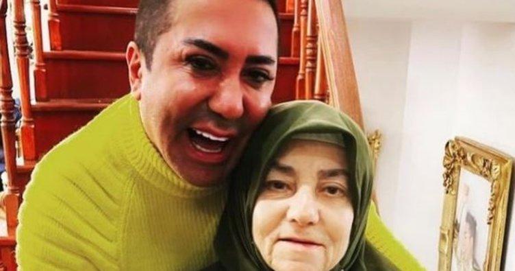Son dakika: Fenomen Murat Övüç annesinin ölümü ile yıkıldı: Ciğerim yanıyor