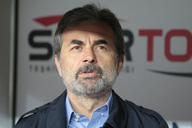 A.Konyaspor'dan Aykut Kocaman ve ayrılık açıklaması!