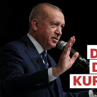 Başkan Erdoğan: Dünyayı güzelleştiren yegane şey çocukların tebessümüdür