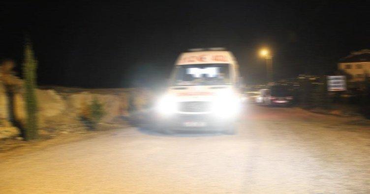 Son dakika: Antalya'da maden ocağında göçük