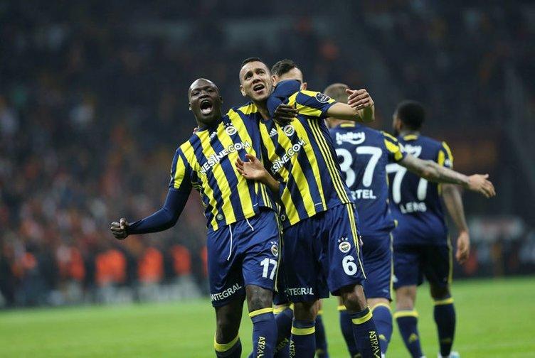 İşte Fenerbahçe'nin derbi 11'i