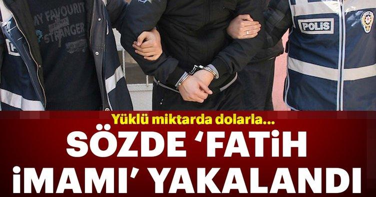 Son dakika: İstanbul'da FETÖ/PDY operasyonu! Yüklü miktarda dolarla yakalandı