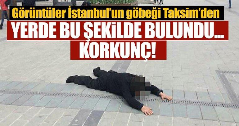 İstanbul'un göbeği Taksim'de bonzai kabusu