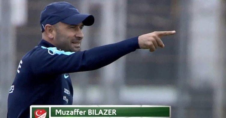 BB Erzurumspor'da Muzaffer Bilazer dönemi