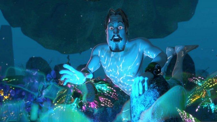 Evliya Çelebi ve Ölümsüzlük Suyu filminden kareler