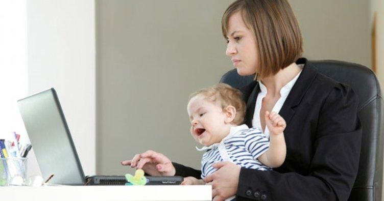İş hayatında anne hakları
