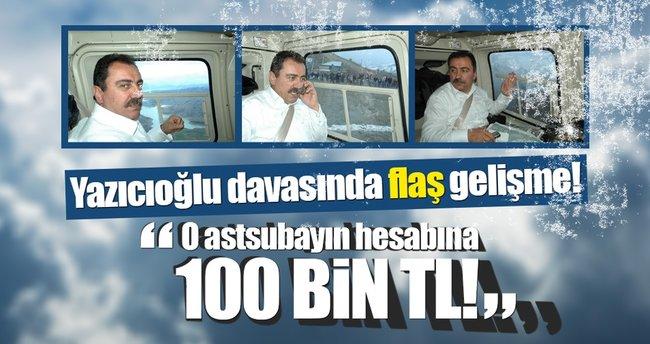 Yazıcıoğlu kazasında '100 bin lira verildi' iddiası!