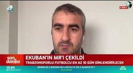 Beşiktaş derbisinde sakatlanan Ekuban'ın durumu belli oldu
