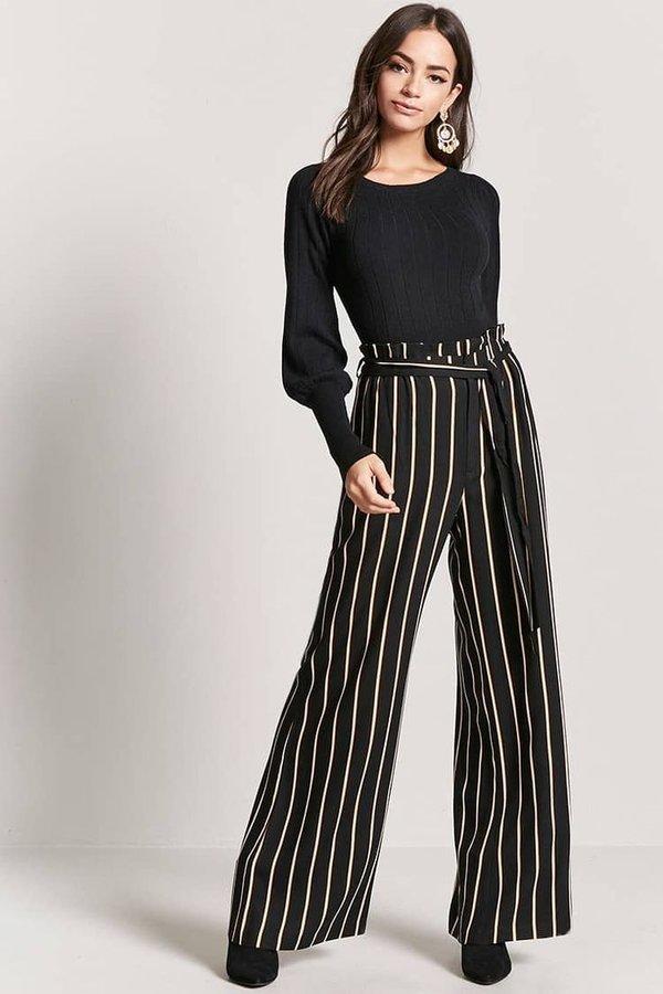 Yeni trend: paper bag pantolon