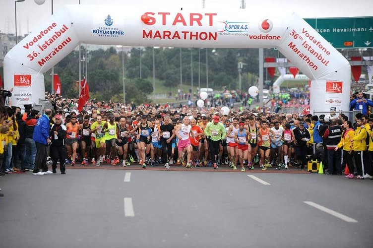 36. Vodafone İstanbul Maratonu