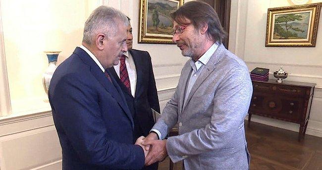 Başbakan'dan Göztepe'ye stat desteği
